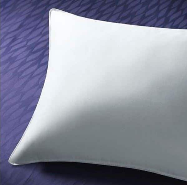Bellazure Duo down and feather pillow