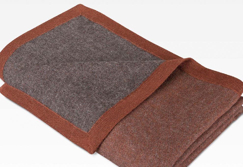 warm for fall cozy alpaca blanket throw by Sobel Westex